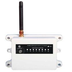 IB-SH-REC-4 - Solar infrared barrier receiver, 4 wireless inputs, 4…
