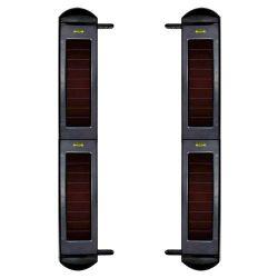 IBS-SH-100-4 - Detector de barrera solar por infrarrojos,…