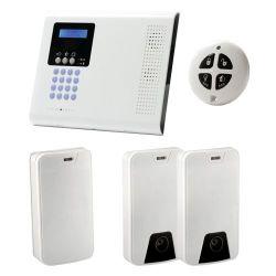 Risco ICONNECT-KIT01 - Kit de alarma profesional bidireccional, Comunicación…