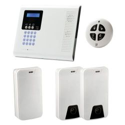 Risco ICONNECT-KIT01 - Professional two-way alarm kit, LAN/GPRS/GSM…