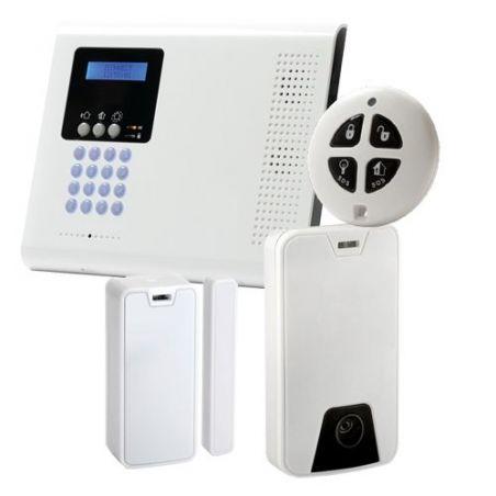 Risco ICONNECT-KIT02 - Kit de alarma profesional bidireccional, Comunicación…