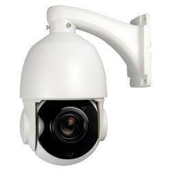 """IPSD6118HI-4 - Caméra dôme motorisée IP 4 Mpx, 1/2.5"""" Aptina©…"""