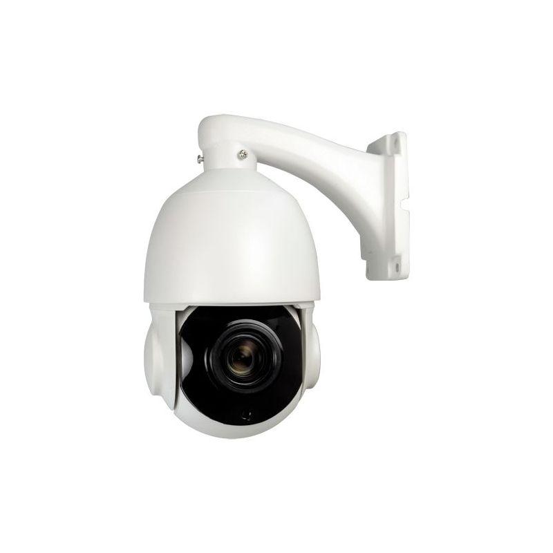 "IPSD6136WHI-2 - Câmara Dome motorizada IP 2 Mpx, 1/3"" Omnivision©…"