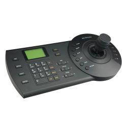 Dahua KB1000N - Teclado controlador Domos 3D, Interface dupla: directo…