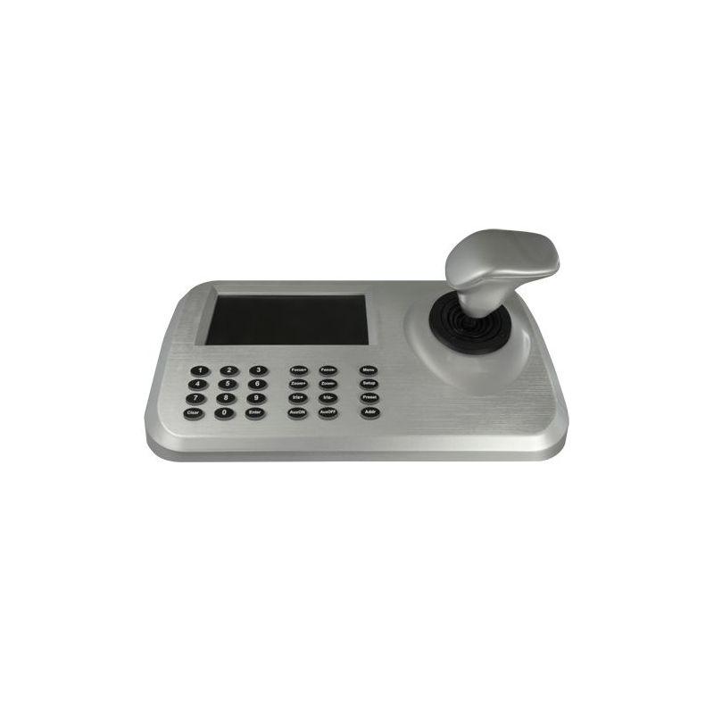 KB1008N - Teclado HD de control por red, Compatibilidad ONVIF…