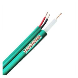 KX6P-300-LSZH - Coaxial cable KX6, Video and power supply, Bobbin of…