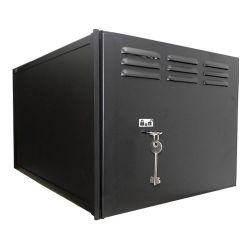 LOCKBOX-6U-S - Caisse métallique fermé pour DVR, Spécifique pour…
