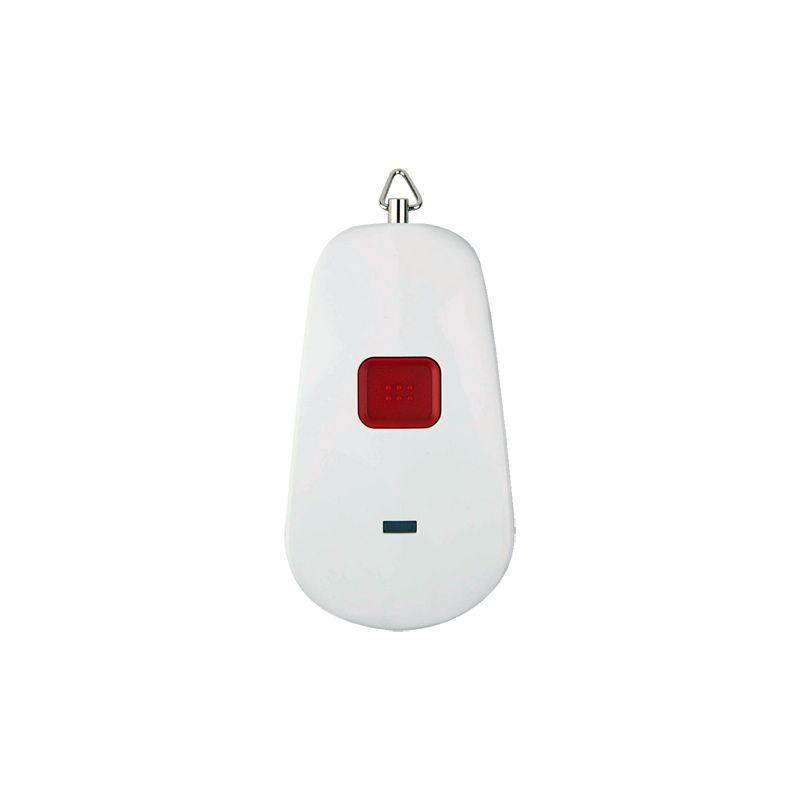 Home8 OPL-PNB1301 - Botón de pánico Home8, Autoinstalable por código…