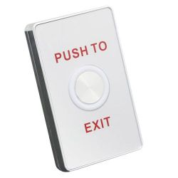 PBS-821A-LED - Door release button, Piezoelectric, Contacts NO / COM,…