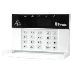 Pyronix PCX-LCDP - Clavier indépendant, Compatible avec PCX46,…
