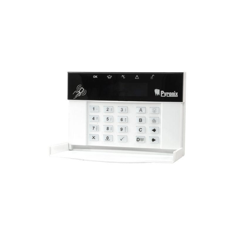 Pyronix PCX-LCDP - Teclado independente, Compatível com painel PCX46,…