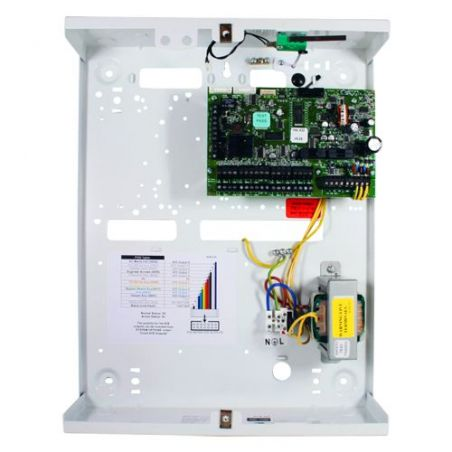 Pyronix PCX46 - Hybrid unit, Grade 2 approved, 8 wired zones at board,…