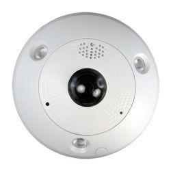 "Safire SF-IPDM360-12 - Câmara IP Safire 12 Megapixel, 1/1.7"" Progressive…"
