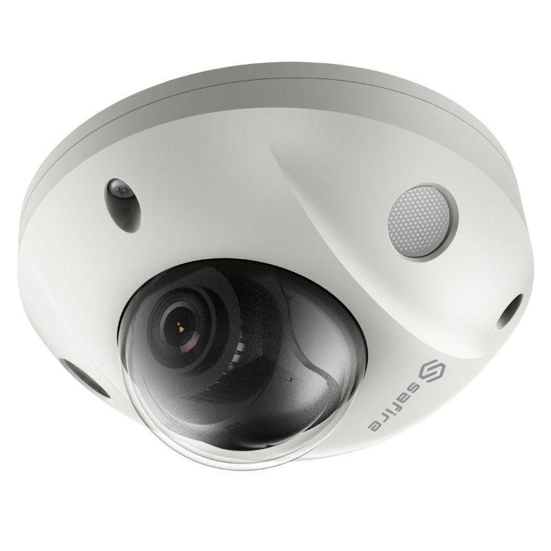 "Safire SF-IPDM809AWH-4W - Safire IP Dome Camera, 1/3"" 4 Megapixel Progressive…"
