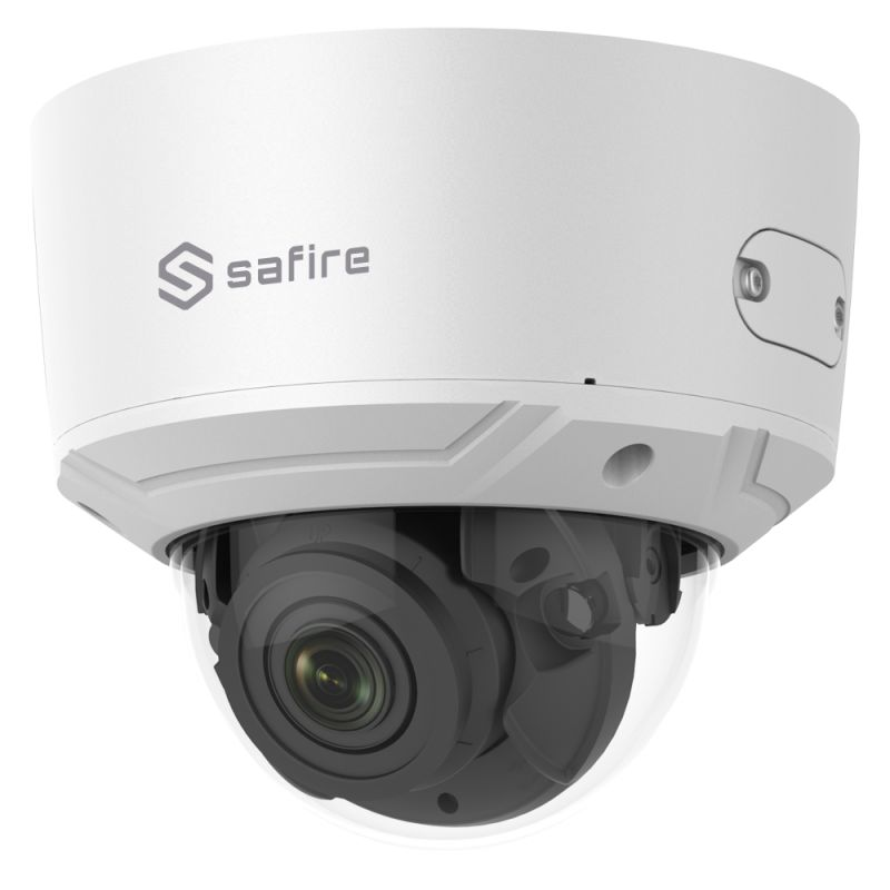 Safire SF-IPDM937ZAWH-8 - IP Safire Dome Camera, 8 Megapixel (3840×2160),…