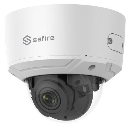 Safire SF-IPDM937ZAWH-8 - Câmara Dome IP Safire, 8 Megapixel (3840×2160),…