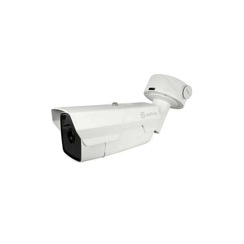 Safire SF-IPTCV793A-25 - Caméra thermique IP Safire, 384x288 VOx | Objectif…