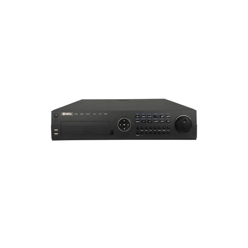 Safire SF-NVR8864-4K - Enregistreur NVR pour caméra IP, 64 CH vidéo,…