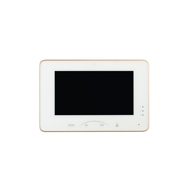 "Safire SF-VI202-IP - Monitor para Videoporteiro, Visor TFT de 7"", Áudio…"