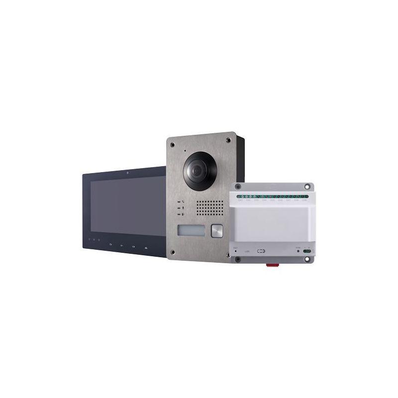 Safire SF-VI302-2 - Kit de Videoportero, Tecnología 2 hilos, Incluye…