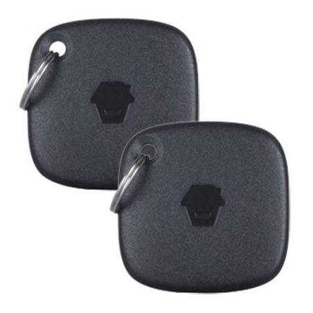 Chuango TAG-26 - 2 Llaveros de proximidad, Radiofrecuencia, Tag RFID,…