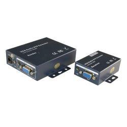 VGA-EXT - Active VGA extender, Transmitter and receiver, Range…