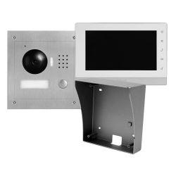 X-Security VTK-S2000-2 - Kit de Portier vidéo, Technologie 2 fils, Inclut…