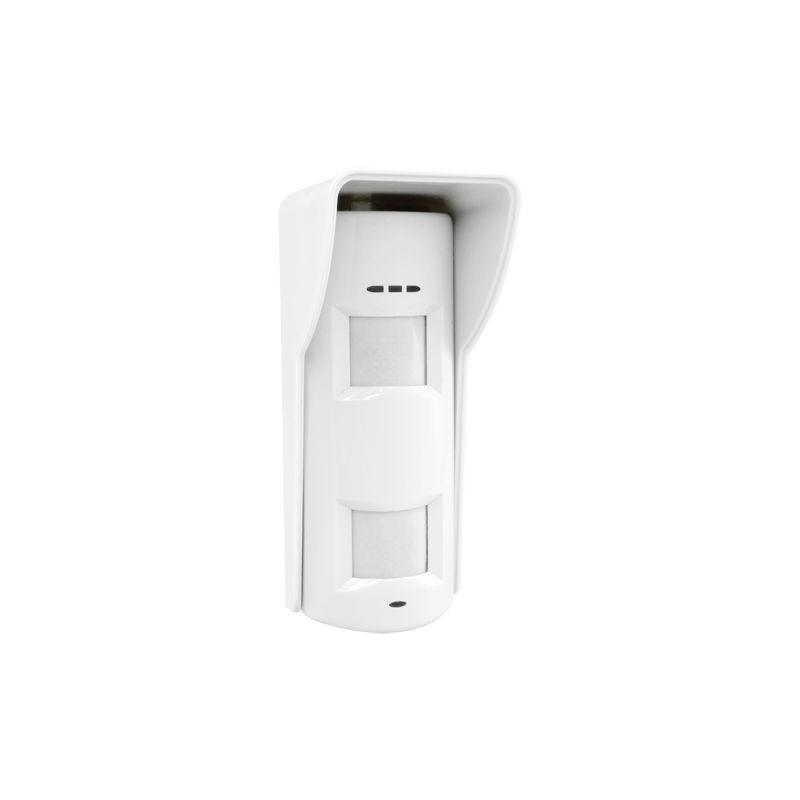 Pyronix XDH10TT1-WE - Detector PIR tripla tecnologia, Apto para uso no…
