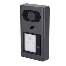 X-Security XS-3211E-MB1 - Videoporteiro IP, Câmara 2Mpx grande angular, Áudio…