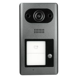 X-Security XS-3211E-MB1 - Videoportier IP, Caméra 2Mpx grand angle, Audio…