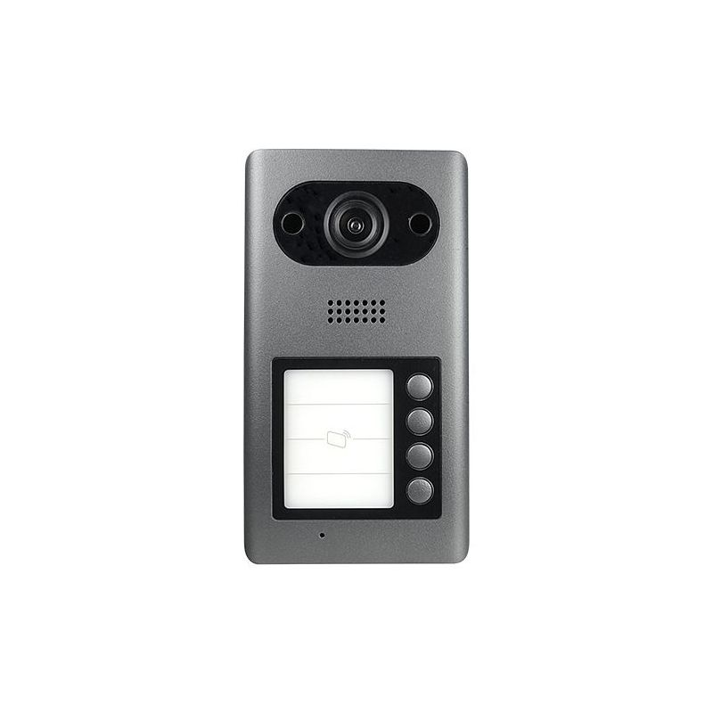 X-Security XS-3211E-MB4 - Videoportier IP, Caméra 2Mpx grand angle, Audio…