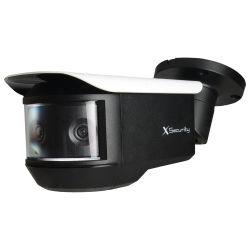 """X-Security XS-CV680PWA-4KC - Cámara HDCVI Panorámica, 3 x 1/2.8"""" Sony© Exmor…"""