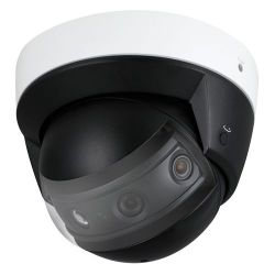X-Security XS-IPDM860PSWAH-8 - Câmara X-Security IP panorâmica 180º, 4 lentes x…