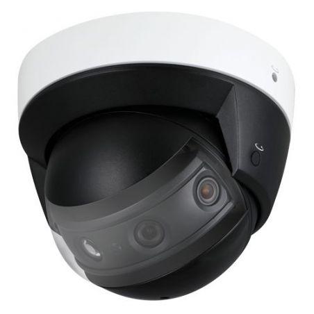 X-Security XS-IPDM860PSWAH-8 - Câmara X-Security IP panorâmica 180º, 4 lentes x…