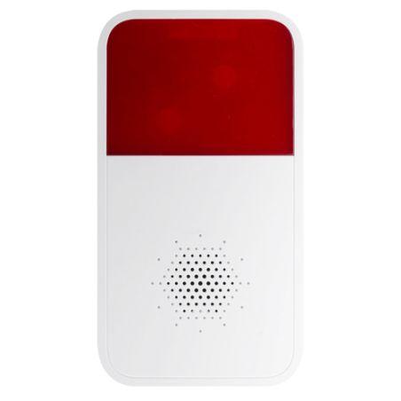 X-Security XS-SIREN-IN-W - Sirena X-Security, Inalámbrico 433MHz, Antena…