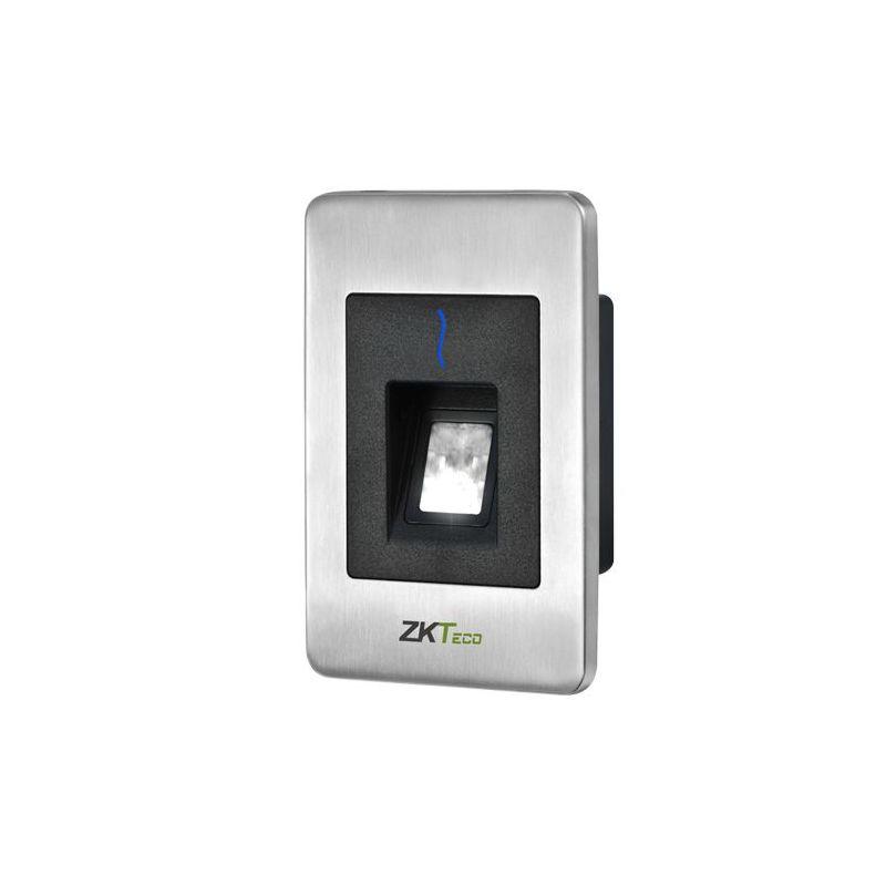 Zkteco ZK-FR1500EM - Lector de accesos, Acceso por huella y/o tarjeta EM,…