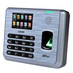 Zkteco ZK-UA400 - Control de Presencia, Huellas, Tarjeta EM RFID y…