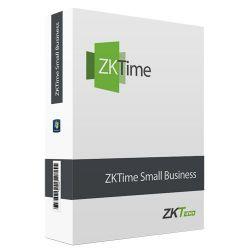 Zkteco ZKTIME-SB-50 - Licença software controlo de presença, Capacidade 50…