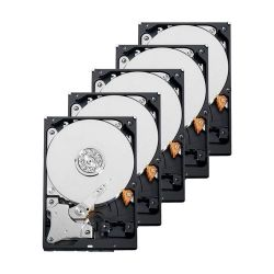 Western Digital 10XHD2TB - Hard Drive Pack, 10 units, Western Digital, WD20PURX,…
