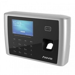 Anviz A380 - ANVIZ Time & Attendance Terminal, Fingerprints,…