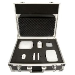 Ajax AJ-DEMOCASE-W - Ajax Demo Case, Professional alarm kit, Certificate…