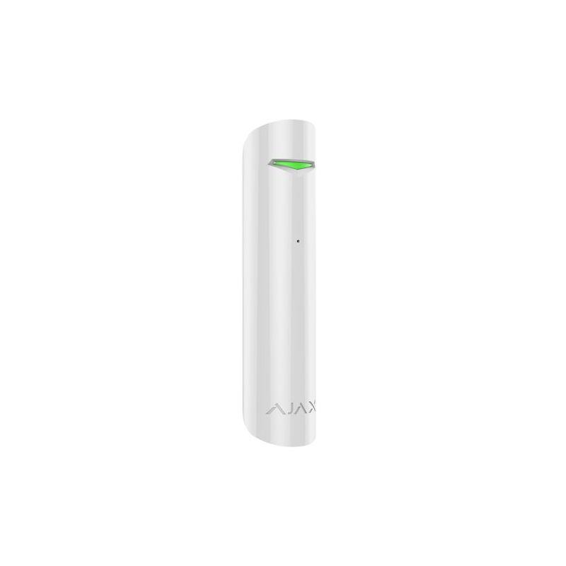 Ajax AJ-GLASSPROTECT-W - Détecteur de bris de verre, Sans fil 868 MHz…