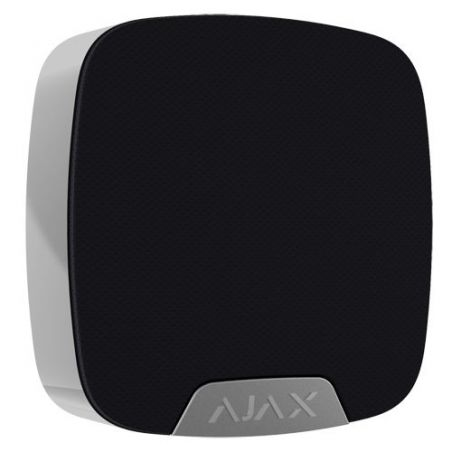 Ajax AJ-HOMESIREN-B - Sirena para interior, Inalámbrico 868 MHz Jeweller,…