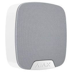 Ajax AJ-HOMESIREN-W - Sirena para interior, Inalámbrico 868 MHz Jeweller,…