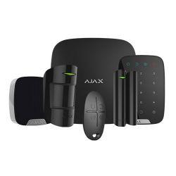 Ajax AJ-HUBKIT-B-KS - Kit de alarme profissional, Certificado Grau 2,…