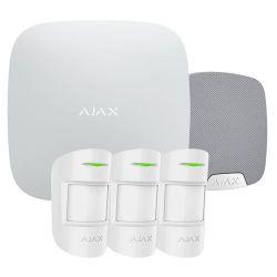 Ajax AJ-HUBKIT-PRO-S - Kit de alarme profissional, Certificado Grau 2,…