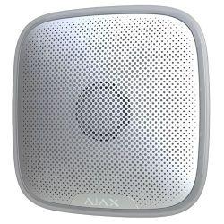 Ajax AJ-STREETSIREN-W - Sirène pour extérieur, Sans fil 868 MHz Jeweller,…