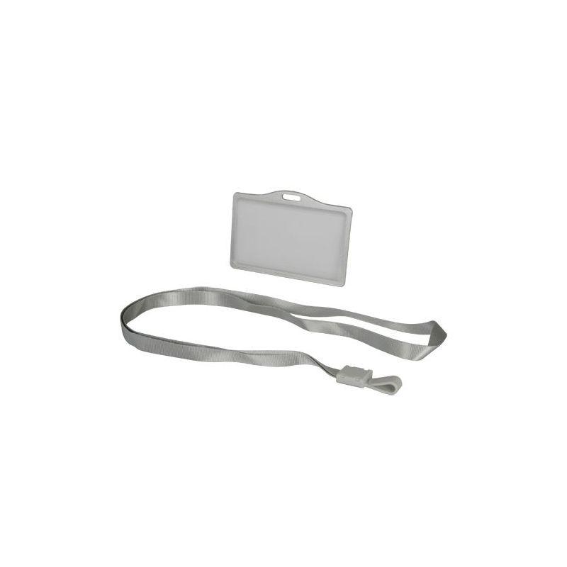 CARD-HOLDER - Porte-Cartes, CR80, Cordon inclus