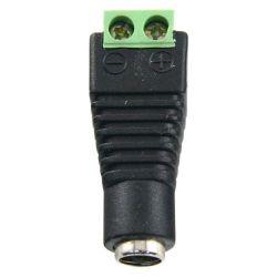 Safire CON285 - Connecteur SAFIRE, DC mâle, Sortie +/ de 2 terminaux,…