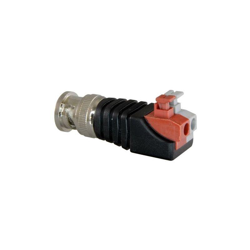 Safire CON290A - Safire, Connecteur BNC mâle, connexion facile,…